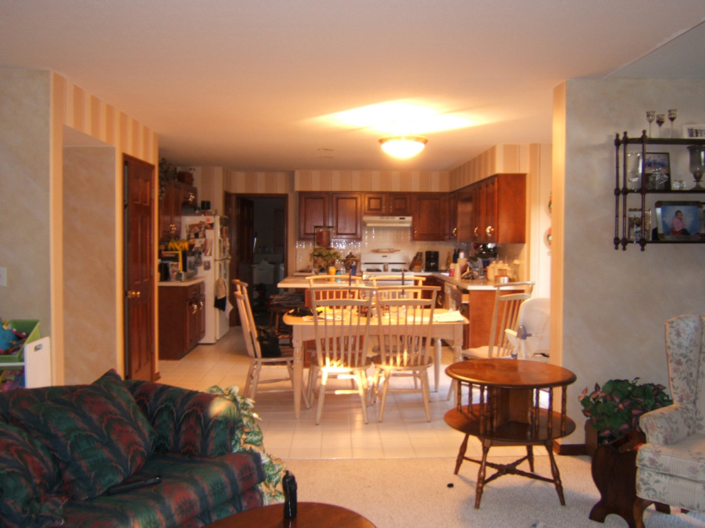 A Galena Kitchen Before Makeover