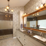 Major Blacklick Transitional Bathroom Remodel - The Amazing Results
