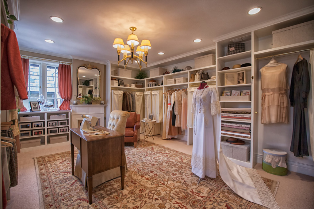 Closets for Function & Extravagance