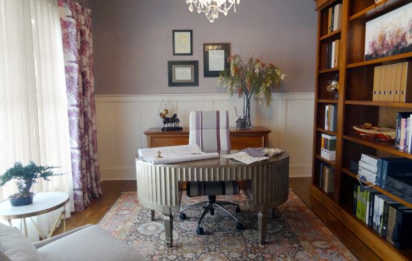Stimulating Home Office Interior Designs