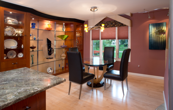 The Double Date Dining Room Interior Design Project